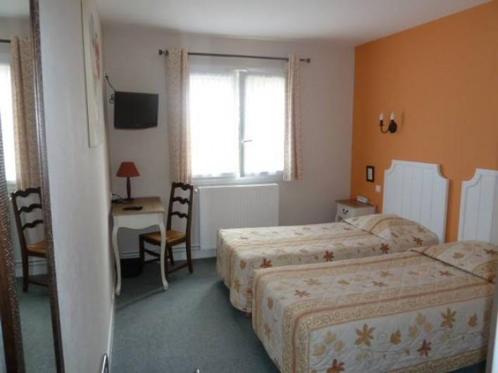 Location de vacances - Hôtel - Auberge à Chagny - Chambre à 2 lits simples