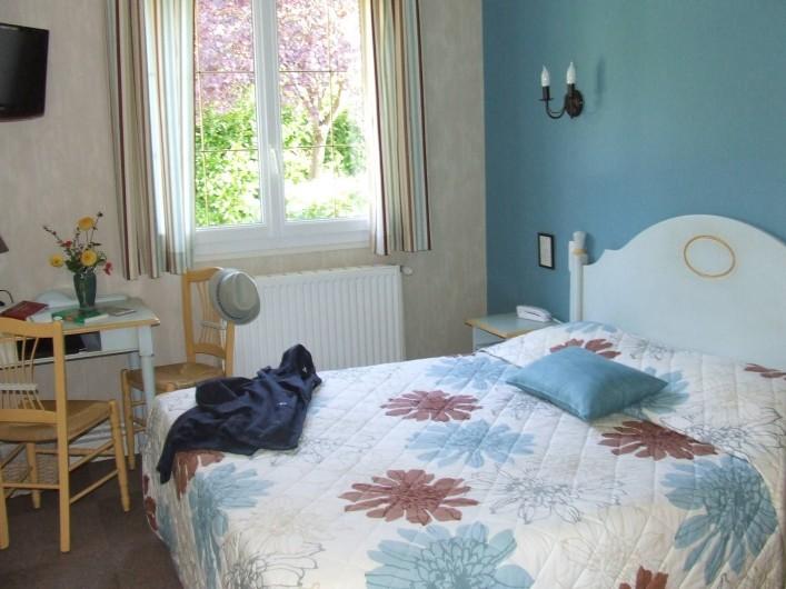 Location de vacances - Hôtel - Auberge à Chagny - Chambre lit double