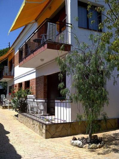 Location de vacances - Appartement à Altafulla