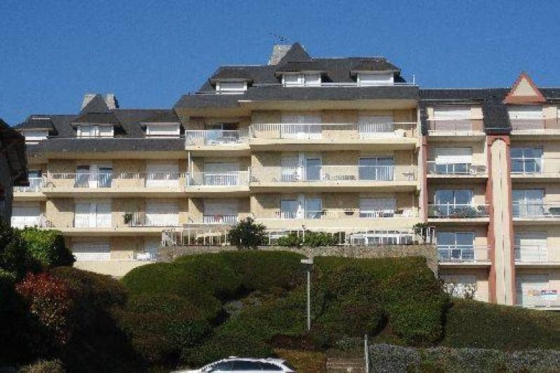 Location de vacances - Appartement à Saint-Quay-Portrieux