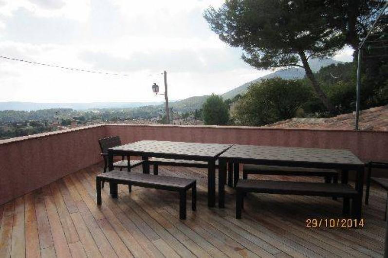 Location de vacances - Villa à Roquevaire