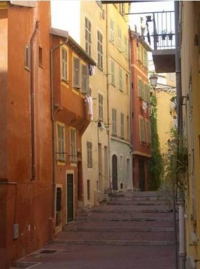 Location de vacances - Studio à Nice - Rue de la Providence