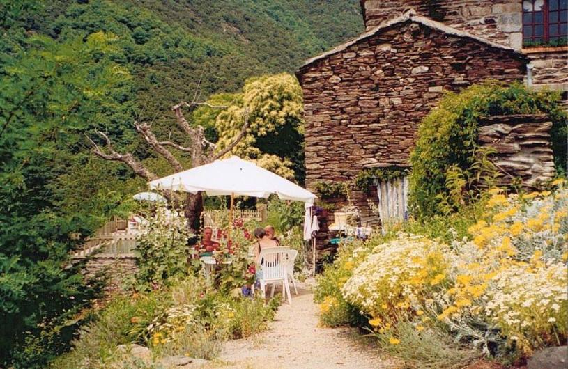 Location de vacances - Gîte à Sablières - la Clède au soleil