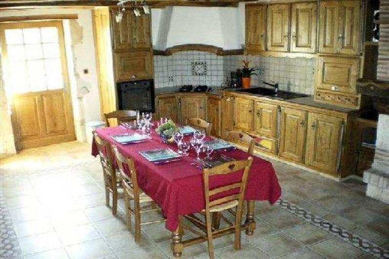 Location de vacances - Maison - Villa à Saint-Nazaire-de-Valentane