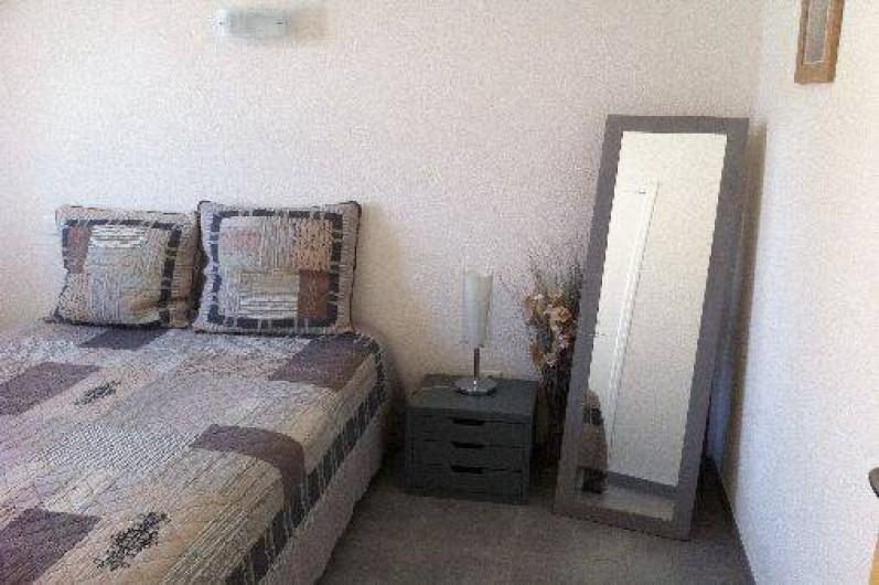 Location de vacances - Villa à Sète - chambre 2 à l'étage