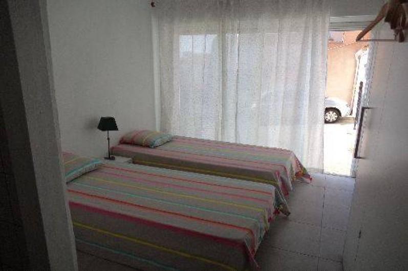 Location de vacances - Villa à Sète - chambre 3 indépendante