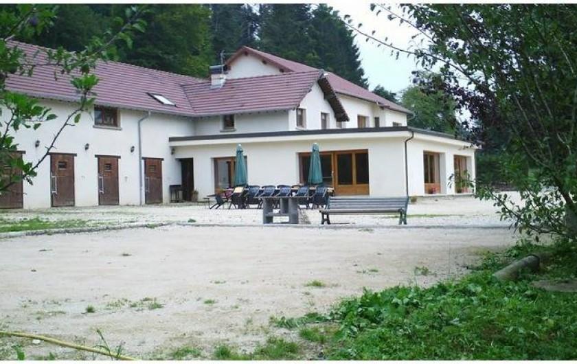 Location de vacances - Gîte à Belleherbe