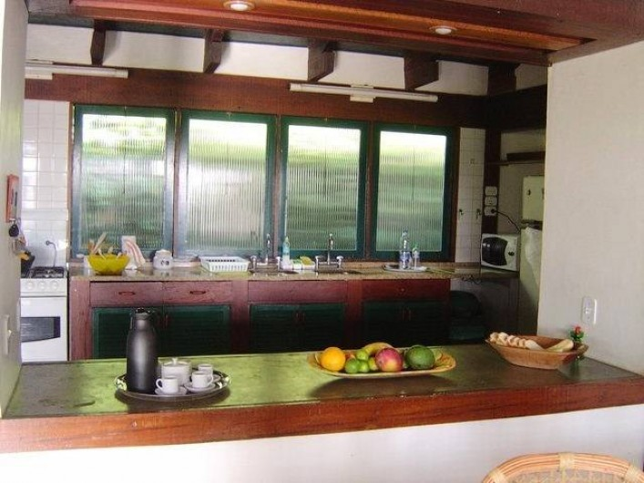 Location de vacances - Villa à Armação dos Búzios - La cuisine