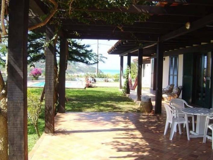Location de vacances - Villa à Armação dos Búzios - La véranda