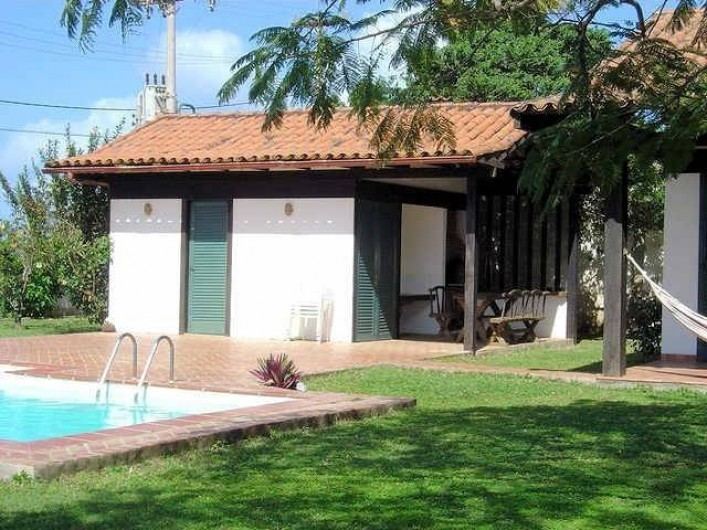 Location de vacances - Villa à Armação dos Búzios - Le pool house et barbecue