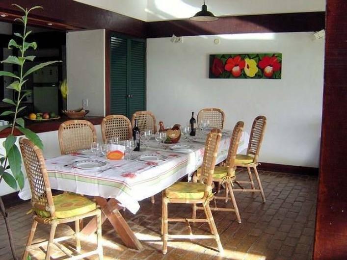 Location de vacances - Villa à Armação dos Búzios - La salle à manger