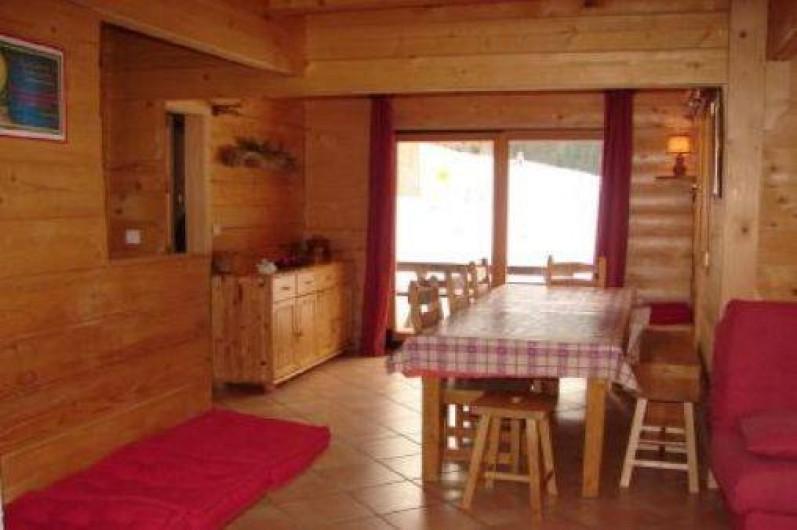 Location de vacances - Chalet à Station de Valfréjus