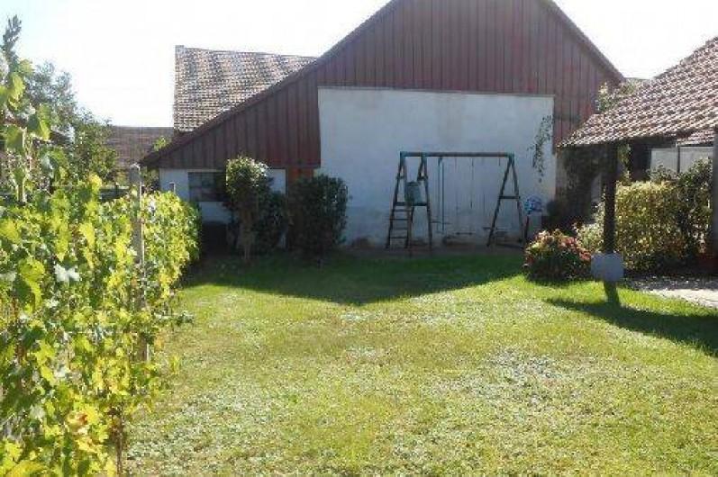 Location de vacances - Gîte à Hirtzfelden