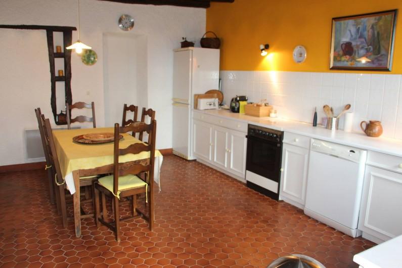 Location de vacances - Maison - Villa à Verrue - La cuisine
