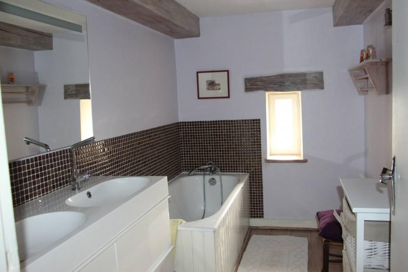 Location de vacances - Maison - Villa à Verrue - La salle de bains