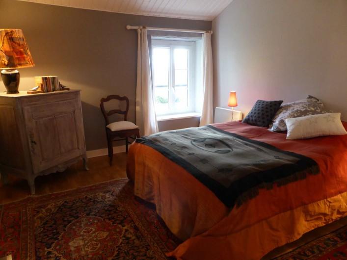Location de vacances - Maison - Villa à Verrue - La chambre d'amis