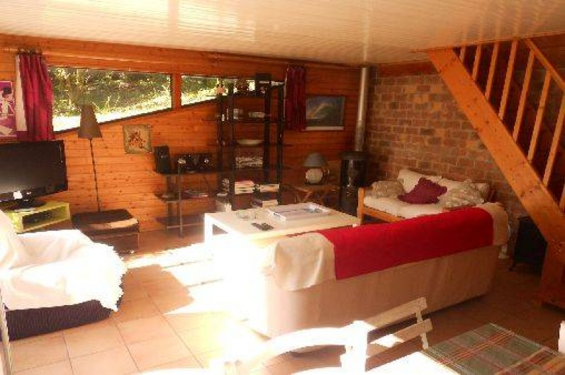 Location de vacances - Maison - Villa à Pyla sur Mer
