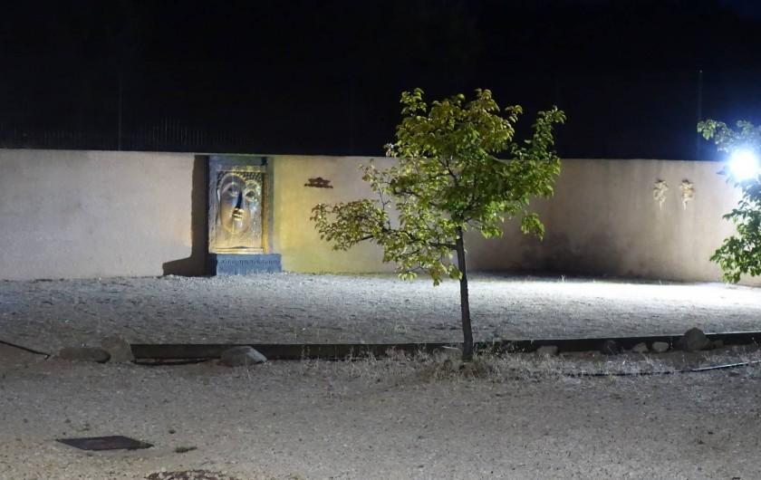 Location de vacances - Villa à Saint-Pierre-de-Vassols - Boulodrome