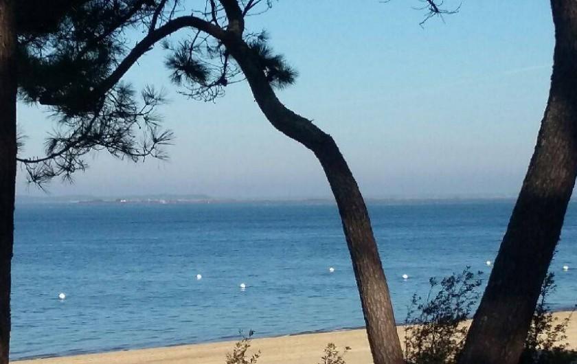 Location de vacances - Villa à Arcachon - plage à proximité