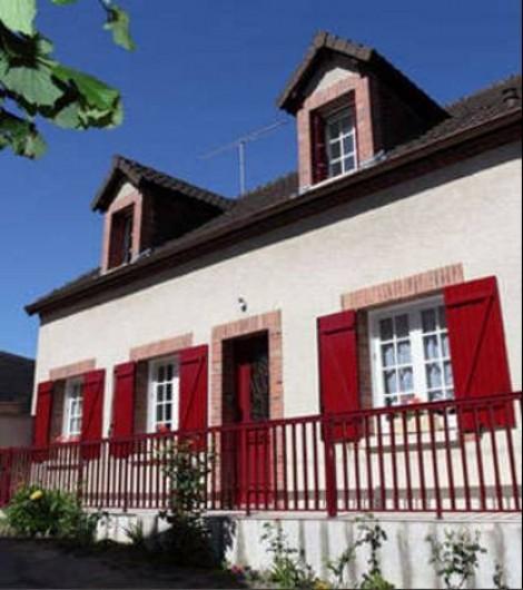 Location de vacances - Gîte à Vandières