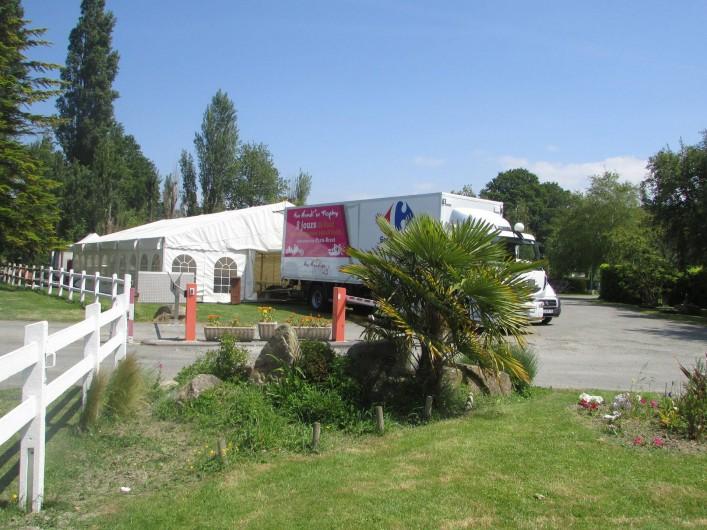 Location de vacances - Camping à Lancieux