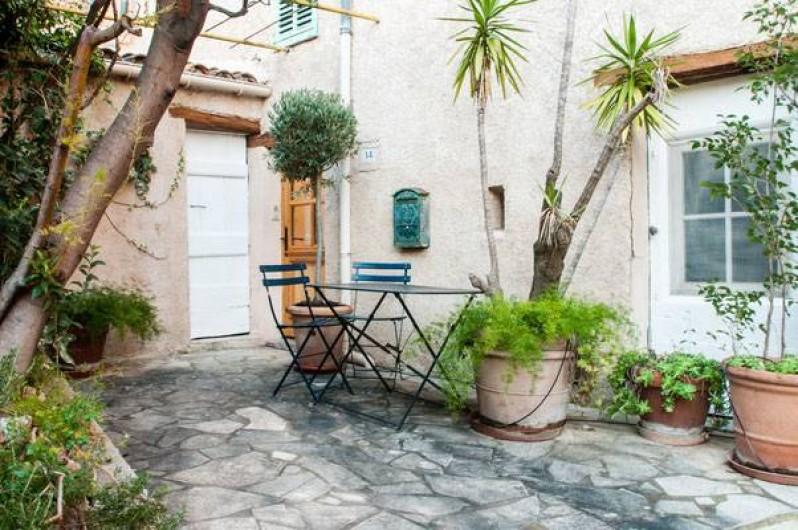 Location de vacances - Maison - Villa à Fayence - Entrée