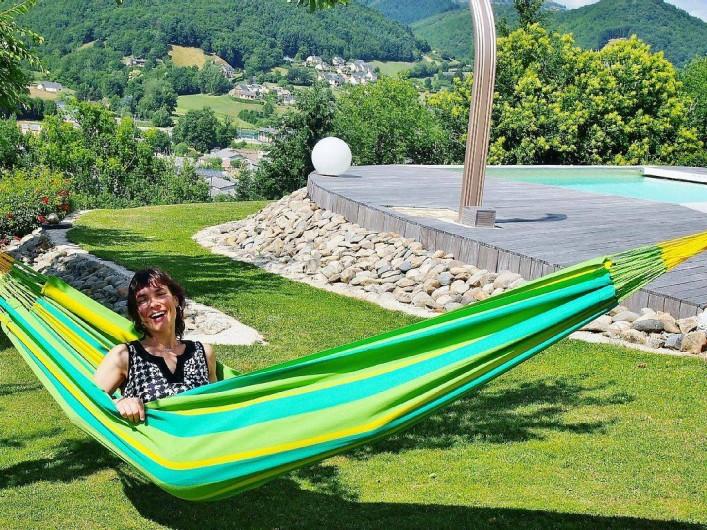 Location de vacances - Villa à Sainte-Eulalie-d'Olt
