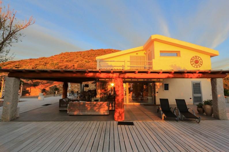 Location de vacances - Villa à Tertenia