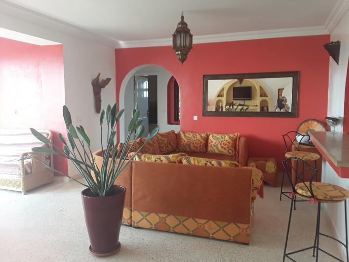 Location de vacances - Villa à Sidi Boulfdail