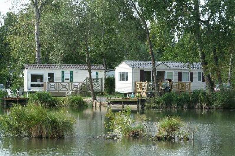 Location de vacances - Camping à Sailly-le-Sec