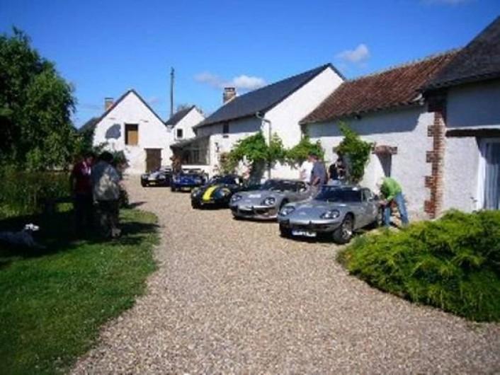 Location de vacances - Chambre d'hôtes à Dissay-Sous-Courcillon