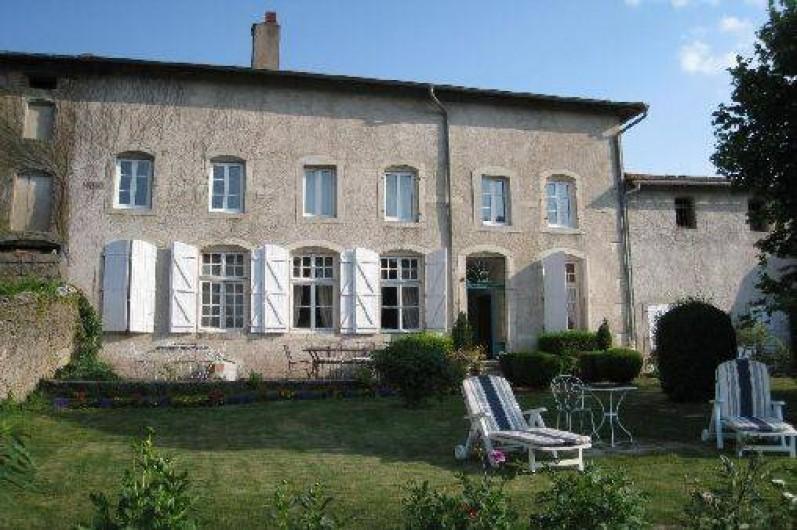 Location de vacances - Chambre d'hôtes à Maizières
