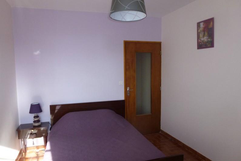 Location de vacances - Gîte à Saou - Gîte du Pommerolle Chambre violette
