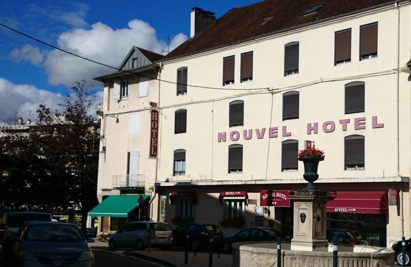 Location de vacances - Hôtel - Auberge à Lons-le-Saunier