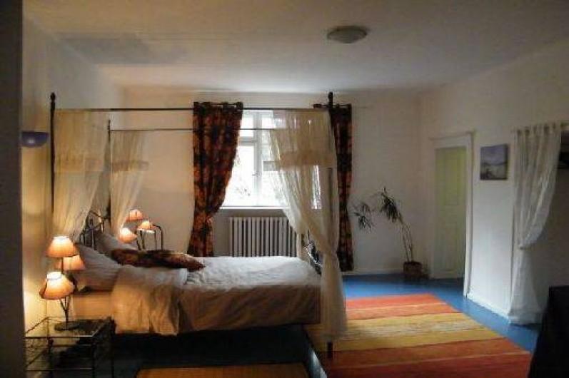 Location de vacances - Gîte à Fénétrange - lit chambre 1