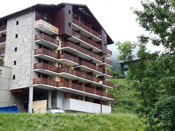 Location de vacances - Appartement à Arêches - Résidence Appartement n°1
