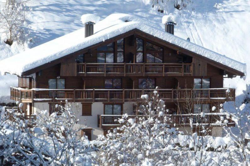 Location de vacances - Appartement à Arêches - Chalet appartement n°2