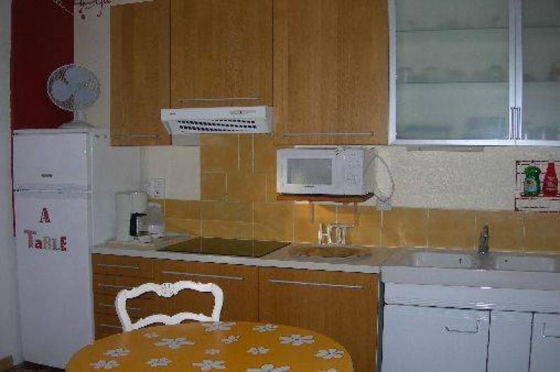 Location de vacances - Gîte à Elne - cuisine