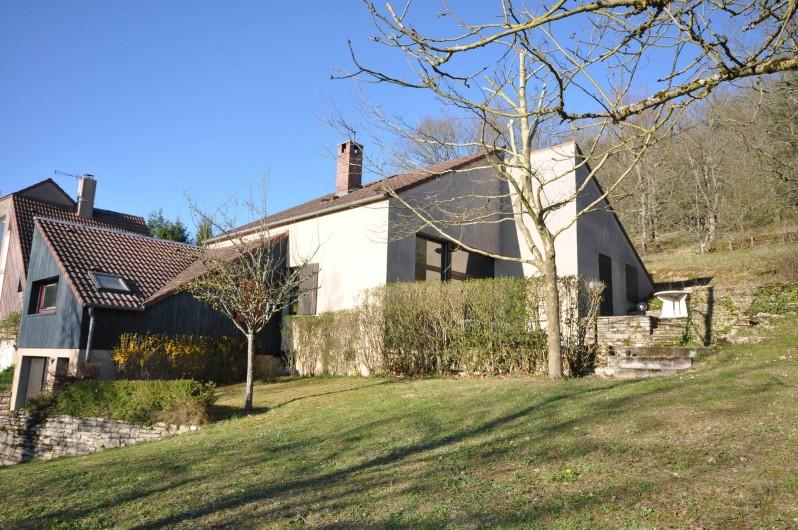 Location de vacances - Maison - Villa à Cravant - Très beau gîte entièrement rénové.