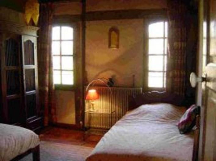 Location de vacances - Gîte à Saint-Georges-en-Auge - Chambre indienne