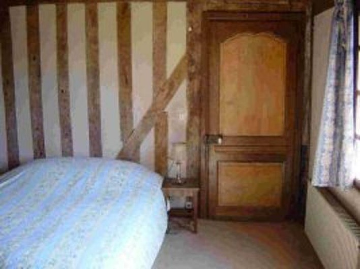 Location de vacances - Gîte à Saint-Georges-en-Auge - Chambre Louis XV 1