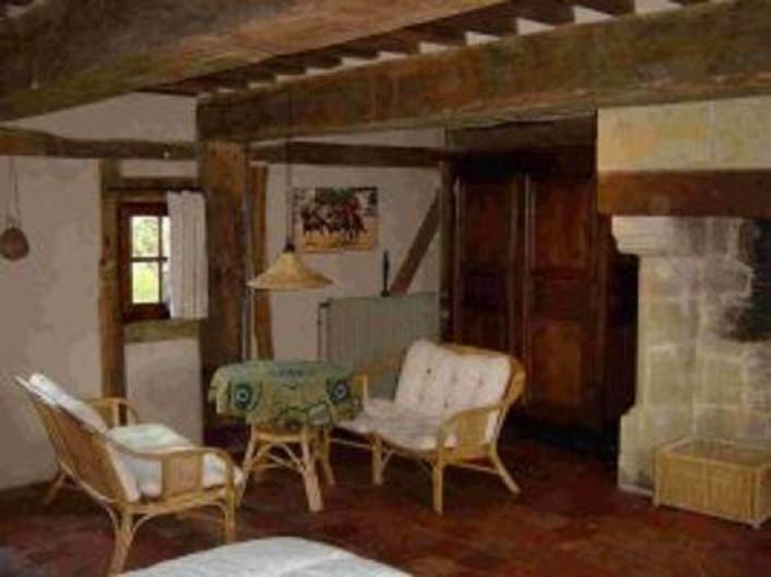 Location de vacances - Gîte à Saint-Georges-en-Auge - Chambre africaine 3