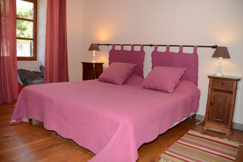 Location de vacances - Gîte à Ambazac - la chambre n°4 est aménageable avec deux lits simples