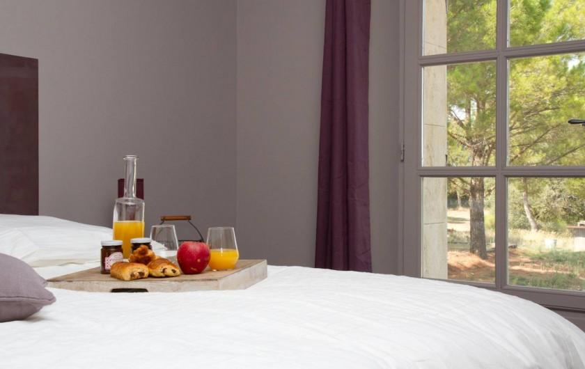 Location de vacances - Chambre d'hôtes à Trets - La Syrah