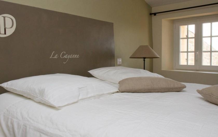 Location de vacances - Chambre d'hôtes à Trets - La Cayanne