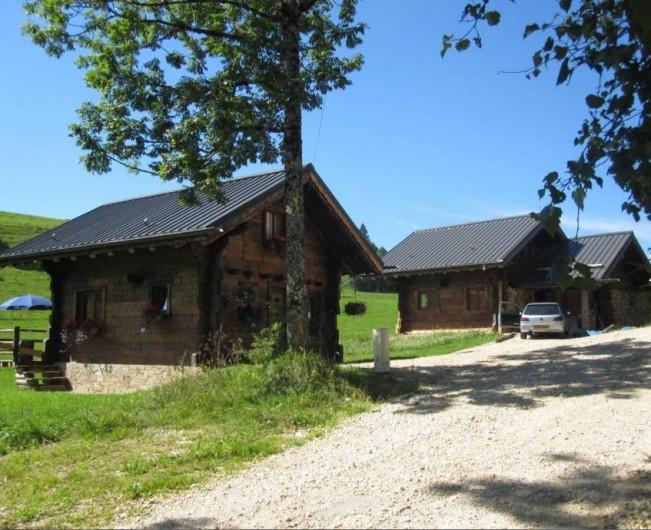 Location de vacances - Chalet à Foncine-le-Haut