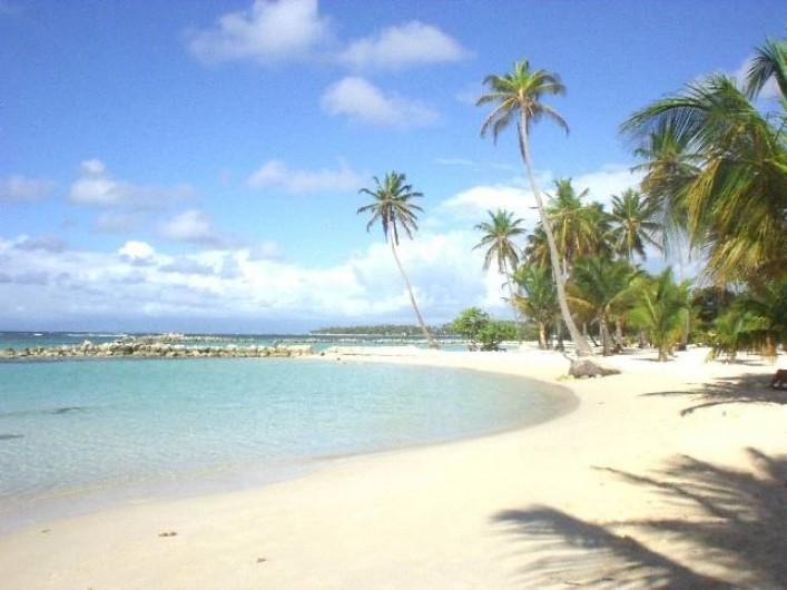 Location de vacances - Maison - Villa à Sainte-Anne - Et une des plus belles plages de l'île