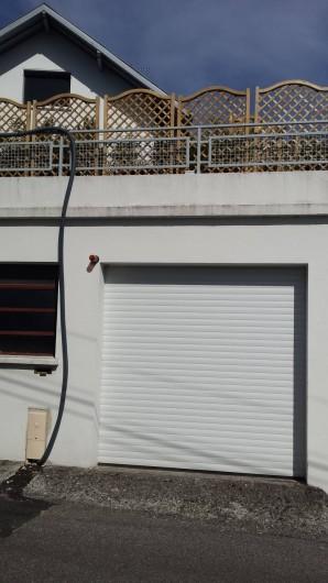 Location de vacances - Studio à Aix-les-Bains - garage droit