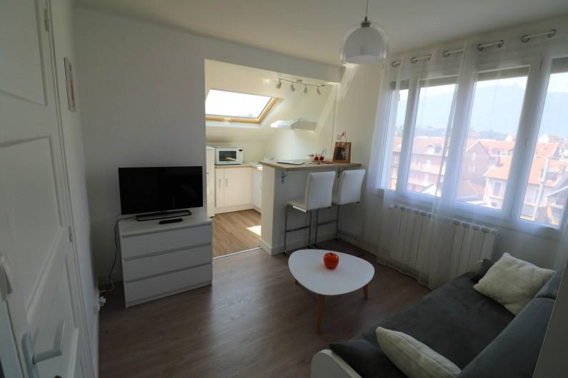Location de vacances - Studio à Aix-les-Bains