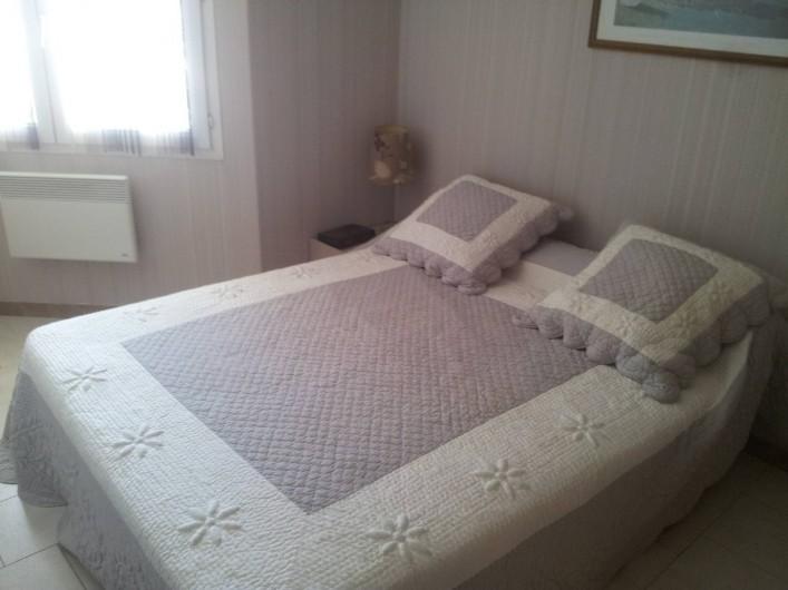 Location de vacances - Appartement à Sanary-sur-Mer - chambre 1
